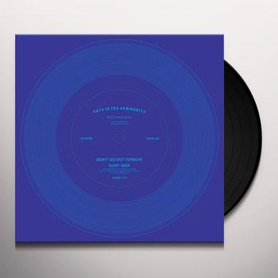 Gary War ZONTAG Vinyl Record
