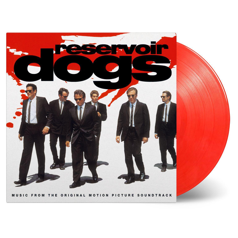 Reservoir Dogs / O.S.T. (Ogv) RESERVOIR DOGS / O.S.T. Vinyl Record