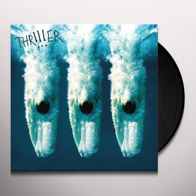 !!! THRILLER Vinyl Record
