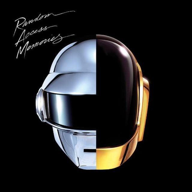 Daft Punk RANDOM ACCESS MEMORIES Vinyl Record