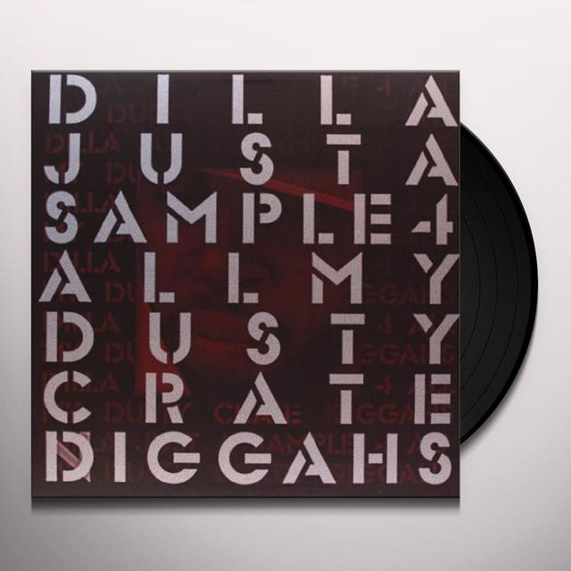 J Dilla LOST TAPES REELS & MORE (EP) Vinyl Record