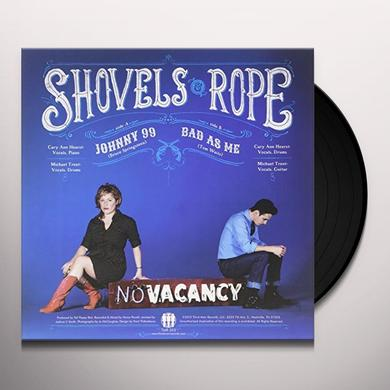 Shovels & Rope JOHNNY 99 / BAD AS ME Vinyl Record
