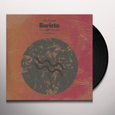 Versis & Bagir Ba BARISTA EP (EP) Vinyl Record
