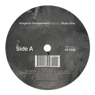 Af The Naysayer IMAGERIAL DENOUMENT Vinyl Record