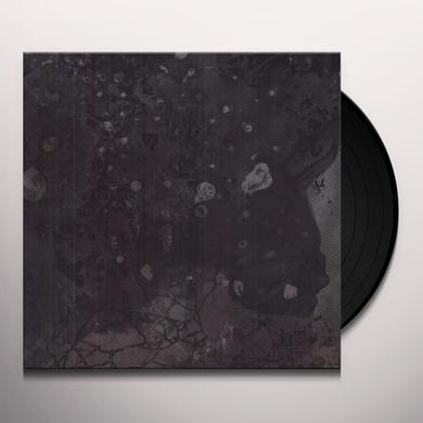 Pinkish Black RAZED TO THE GROUND Vinyl Record
