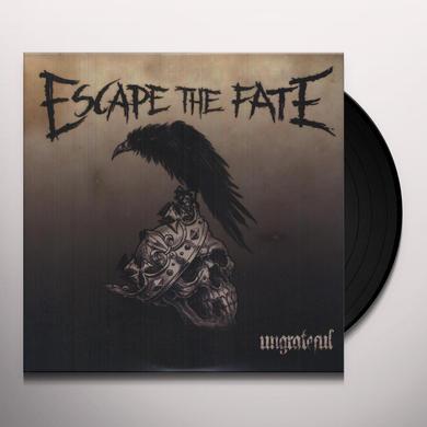 Escape The Fate UNGRATEFUL Vinyl Record