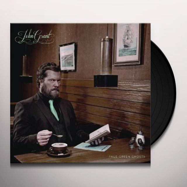 John Grant PALE GREEN GHOSTS Vinyl Record - Digital Download Included