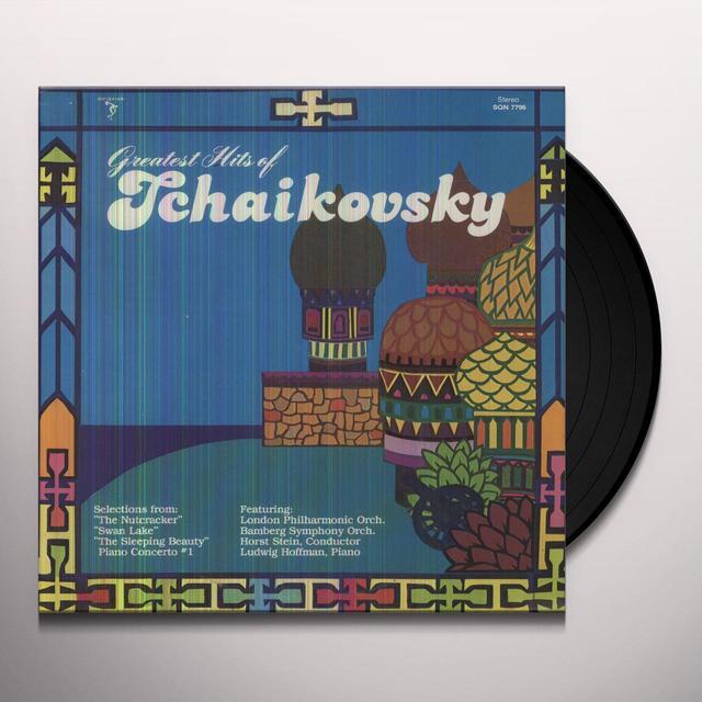 Horst Stein TCHAIKOVSKY G.H. Vinyl Record