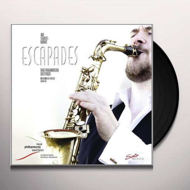 Williams / Schulte-Bunert / Forster ESCAPADES Vinyl Record