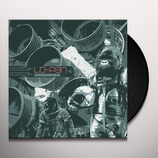 Lo-Pan SASQUANAUT Vinyl Record