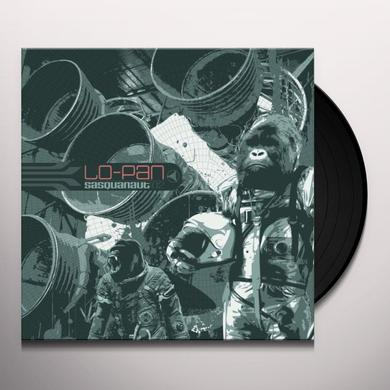 Lo-Pan SASQUANAUT Vinyl Record - Limited Edition, 180 Gram Pressing