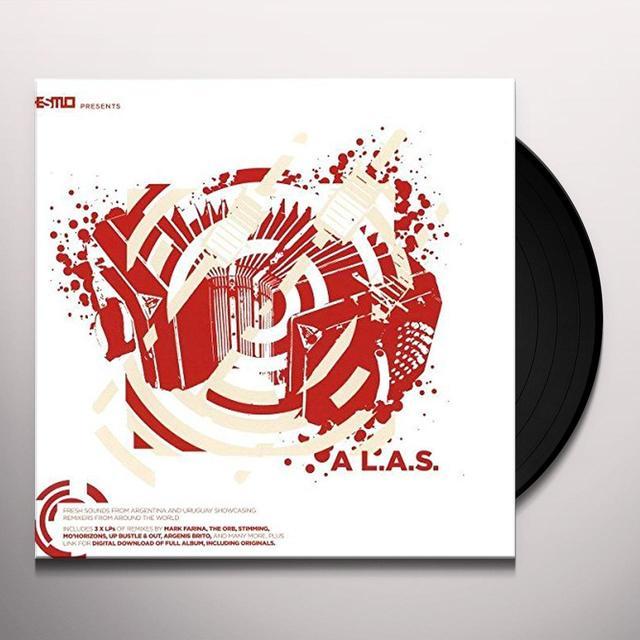 DESMO PRESENTS A L.A.S. / VARIOUS Vinyl Record