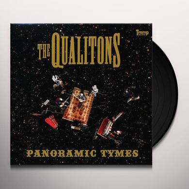 The Qualitons PANORAMIC TYPES Vinyl Record
