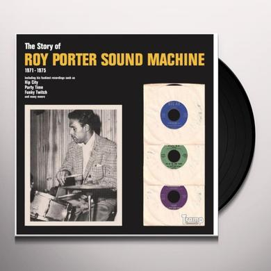 STORY OF ROY PORTER SOUND MACHINE Vinyl Record