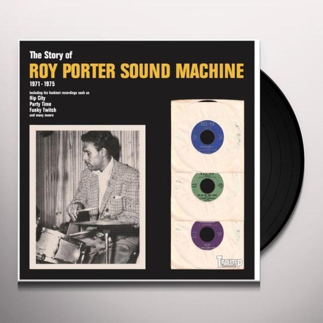 STORY OF ROY PORTER SOUND MACHINE Vinyl Record