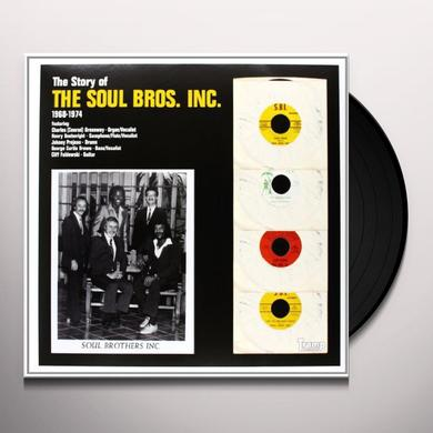 Soul Brothers STORY OF THE SOUL BROS INC 1968-1974 Vinyl Record
