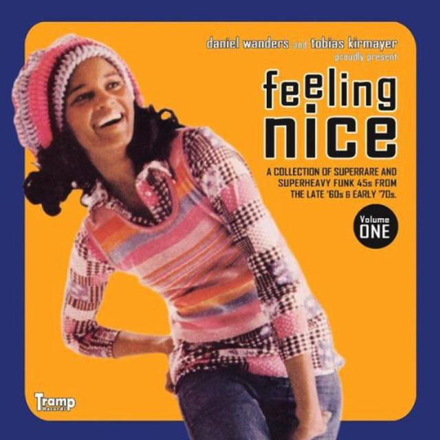 FEELING NICE 1 / VARIOUS Vinyl Record