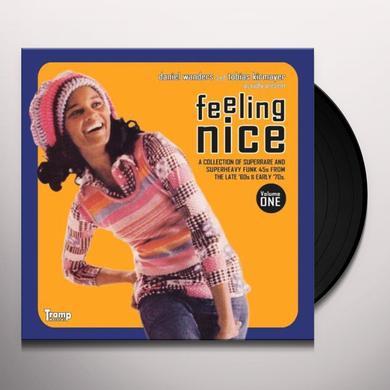 FEELING NICE 1 / VARIOUS Vinyl Record
