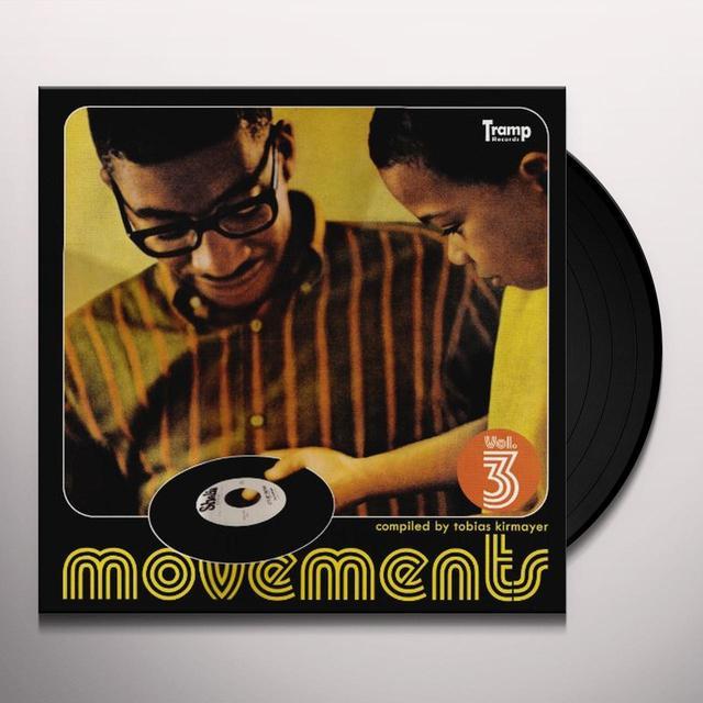 MOVEMENTS / VARIOUS Vinyl Record