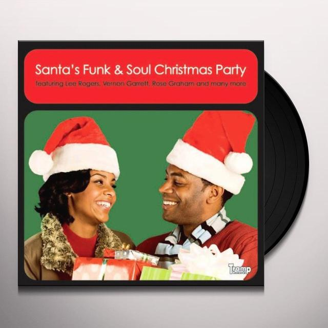 SANTA'S FUNK & SOUL CHRISTMAS PARTY / VARIOUS Vinyl Record