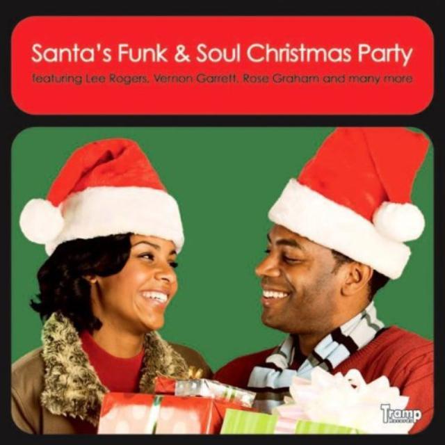Santa'S Funk & Soul Christmas Party / Various