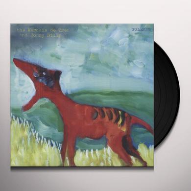 Marquis De Tren & Bonny Billy SOLEMNS Vinyl Record