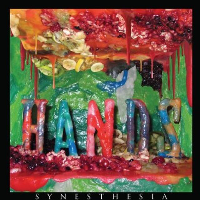 Hands SYNESTHESIA Vinyl Record