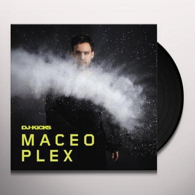 MACEO PLEX DJ-KICKS Vinyl Record - w/CD