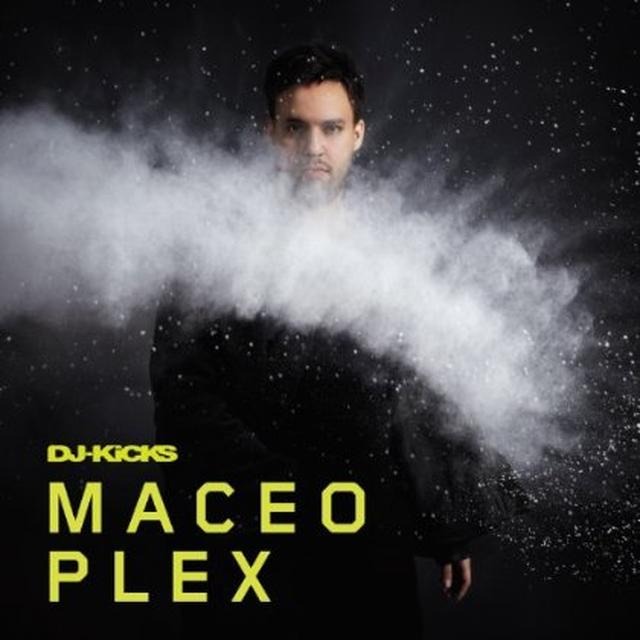 MACEO PLEX DJ-KICKS Vinyl Record - w/CD