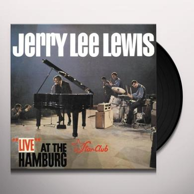Jerry Lee Lewis LIVE AT THE STAR-CLUB HAMBURG Vinyl Record