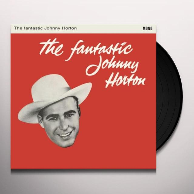 FANTASTIC JOHNNY HORTON Vinyl Record