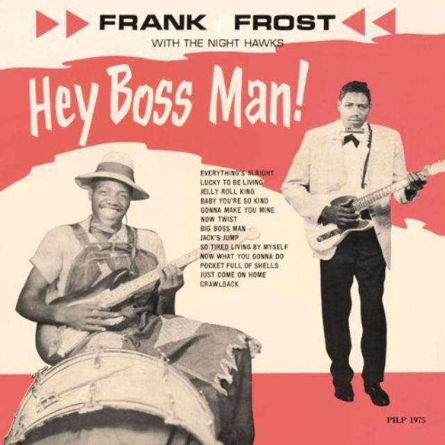 Frank Frost & The Night Hawks