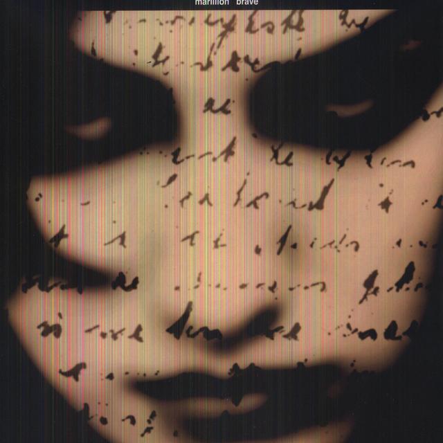 Marillion BRAVE Vinyl Record - 180 Gram Pressing