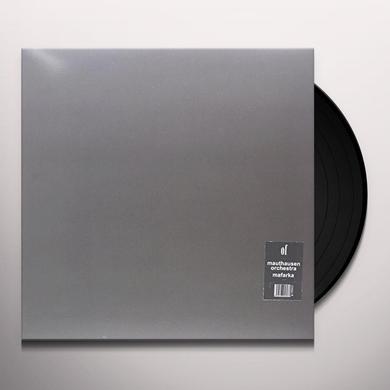 Mauthausen Orchestra MAFARKA Vinyl Record