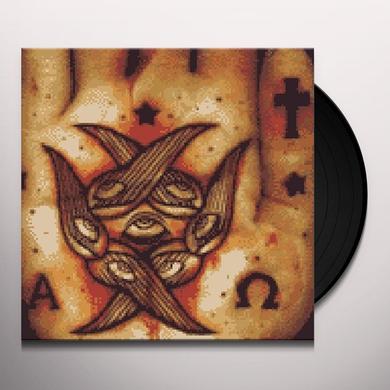 Xdisciplex A.D REVELATION Vinyl Record