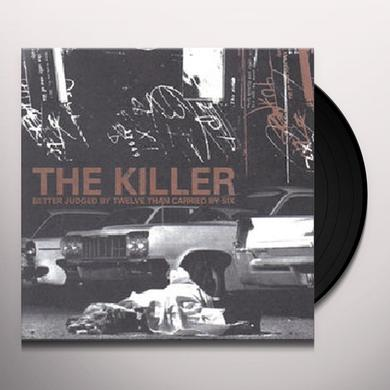 Killer BETTER TO BE JUDGED BY 12 Vinyl Record