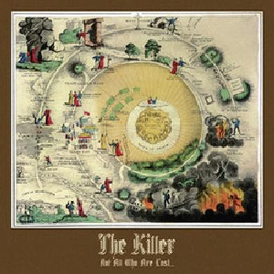 Killer NOT ALL WHO ARE LOST WANT TO Vinyl Record