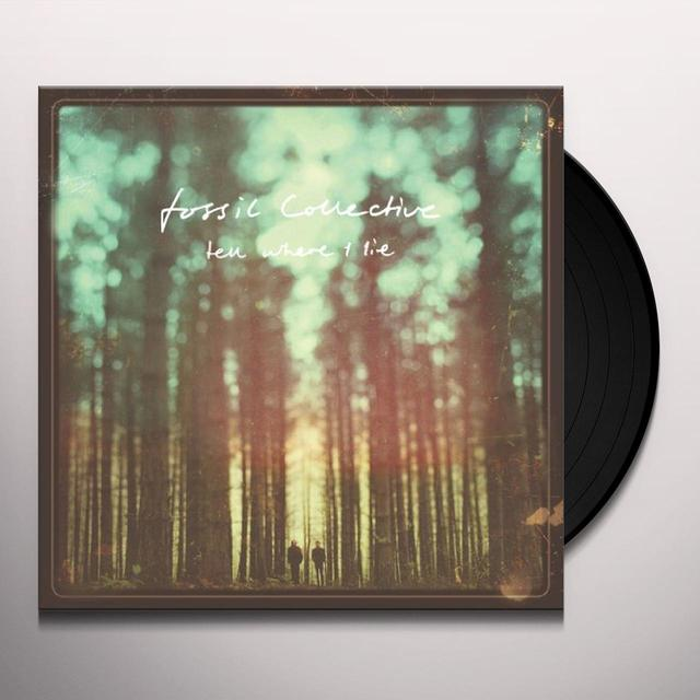 Fossil Collective TELL ME I LIE Vinyl Record - UK Import