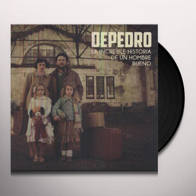 De Pedro LA INCREIBLE HISTORIA DE UN HOMBRE BUENO Vinyl Record