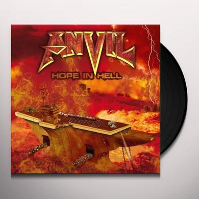 Anvil HOPE IN HELL Vinyl Record