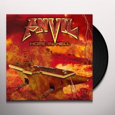 Anvil HOPE IN HELL Vinyl Record