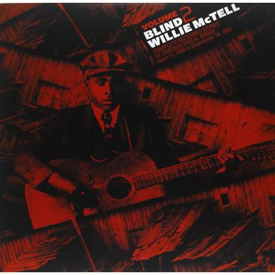 Willie Mctell COMPLETE RECORDED WORKS IN CHRONOLOGICAL ORDER 2 Vinyl Record