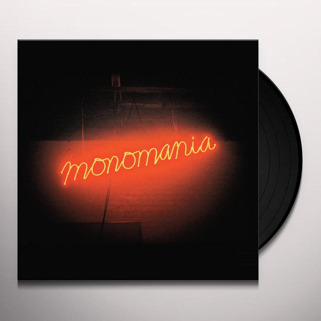 Deerhunter MONOMANIA Vinyl Record - Digital Download Included