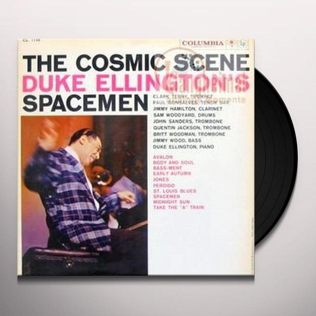 Duke Ellington COSMIC SCENE Vinyl Record - 180 Gram Pressing
