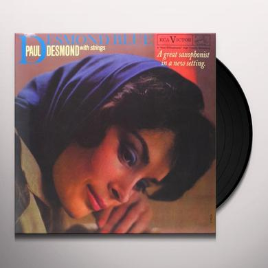 Paul Desmond DESMOND BLUE Vinyl Record - 180 Gram Pressing