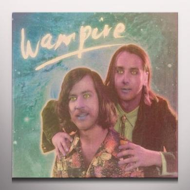 Wampire CURIOSITY Vinyl Record - Clear Vinyl, Digital Download Included