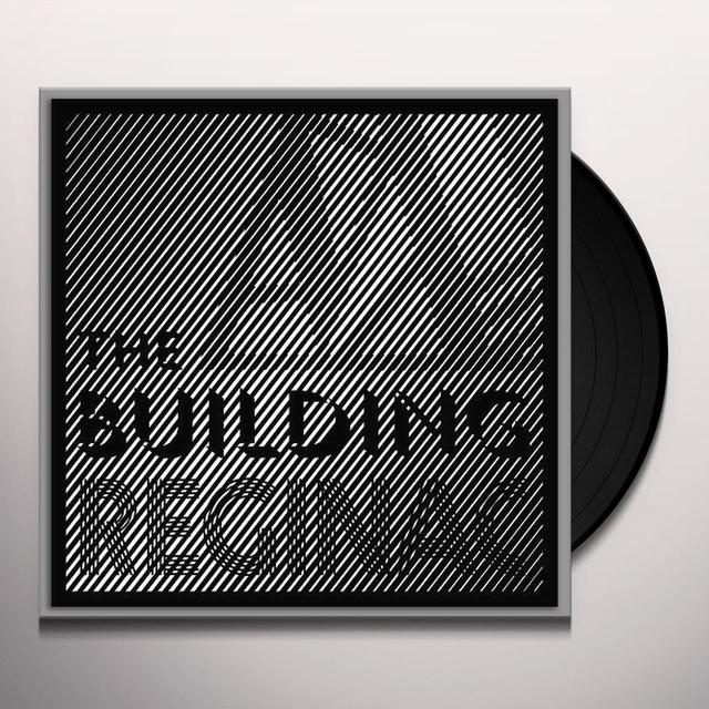 Building REGINAC Vinyl Record