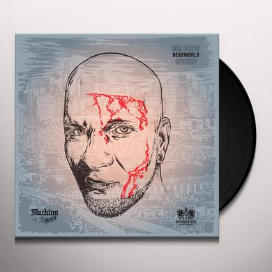 Mr Dibbs DEADWORLD REBORN Vinyl Record