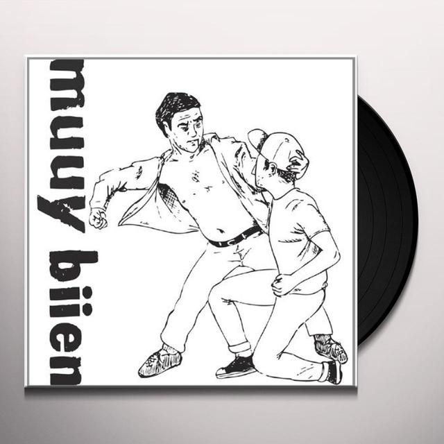 Muuy Biien THIS IS WHAT YOUR MIND IMAGINES Vinyl Record