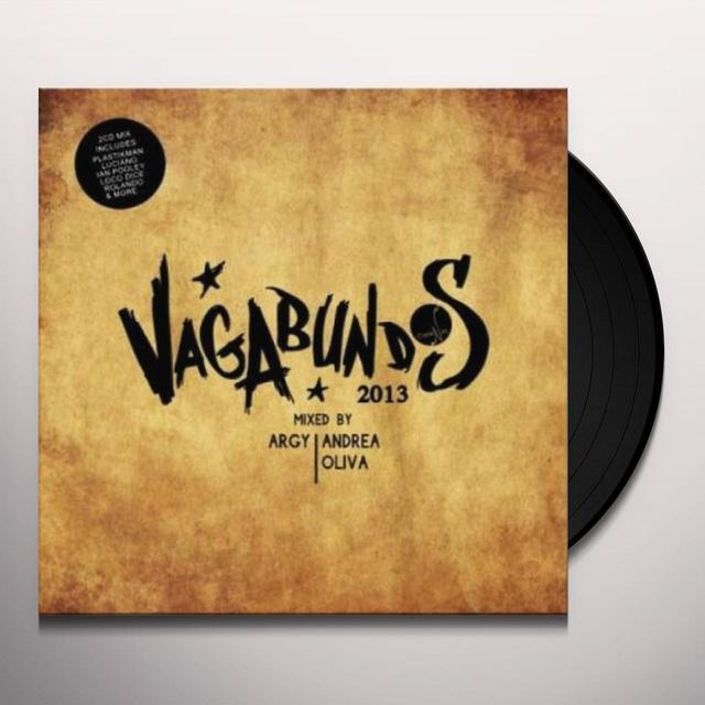 Argy VAGABUNDOS 2013 SAMPLER PART 1 Vinyl Record